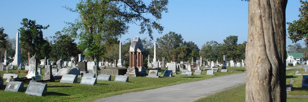 Magnolia Cemetery SETX