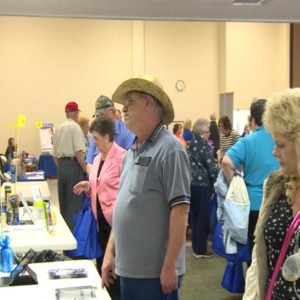 Southeast Texas Senior Expo, Senior Marketing Southeast Texas, senior advertising Beaumont TX, senior resources SETX, Golden Triangle health fair