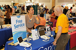 Senior Expo in Mid County
