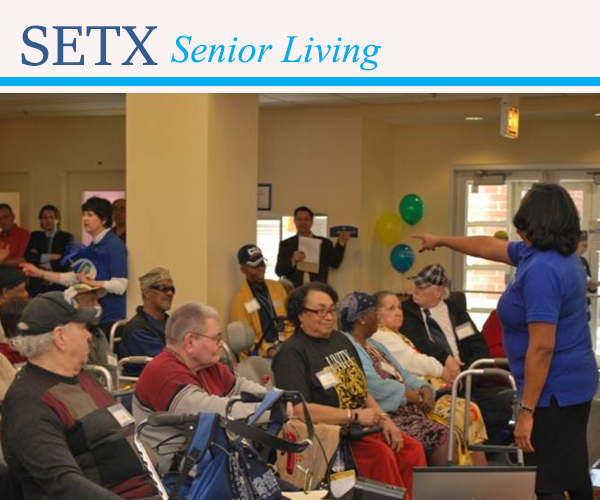 Port Arthur Senior Expo Vendors – Gulf Health Care Center, a Mid County Senior Living Facility