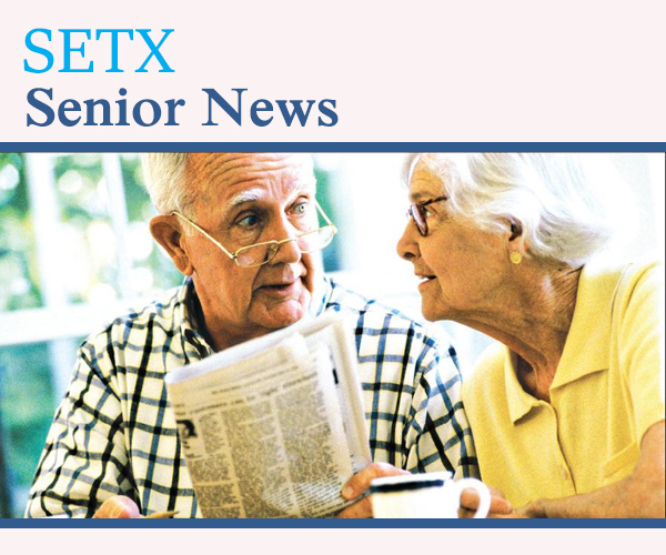 Senior health fair Beaumont TX, senior health fair Southeast Texas, senior health fair Texas, senior events Port Arthur, senior event Nederland TX, senior event Texas