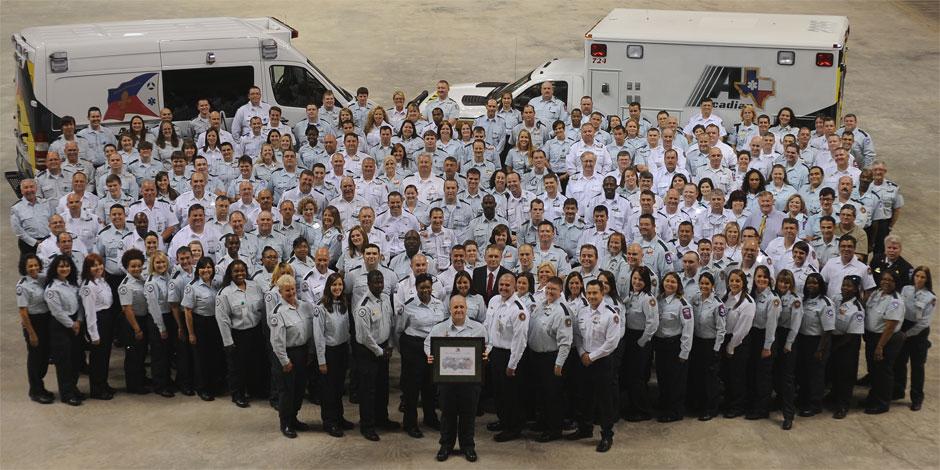 Acadian Ambulance Big Thicket