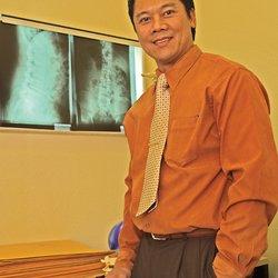 Arola Chiropractic Southeast Texas senior doctor
