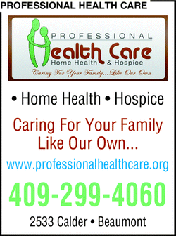 Professional Health Care Southeast Texas, home health Port Arthur, Home health Beaumont Tx, home health Nederland Tx, home health Winnie Tx, home health SETX