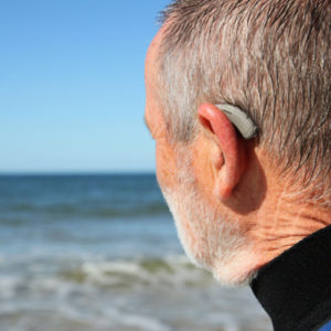 waterproof hearing aid Nederland TX