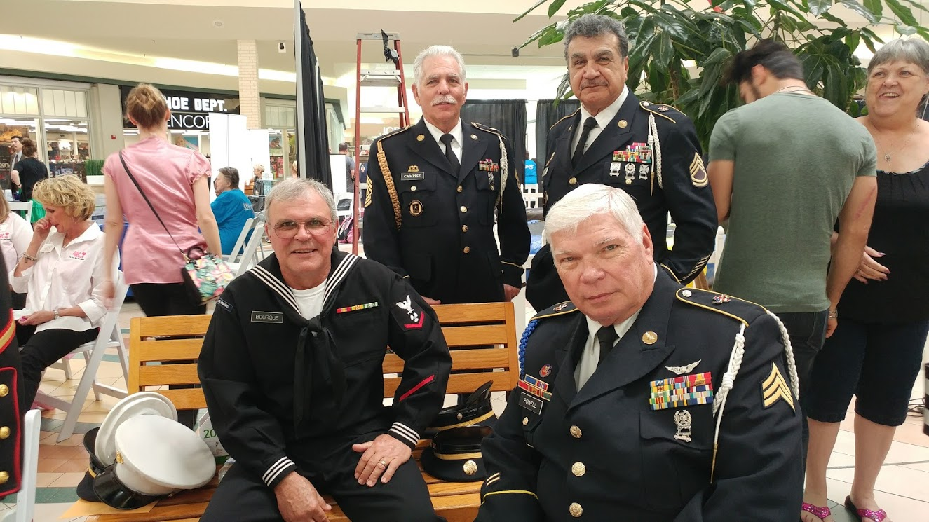 The SETX Veterans Service Group will be Featured at the Port Arthur Senior Expo