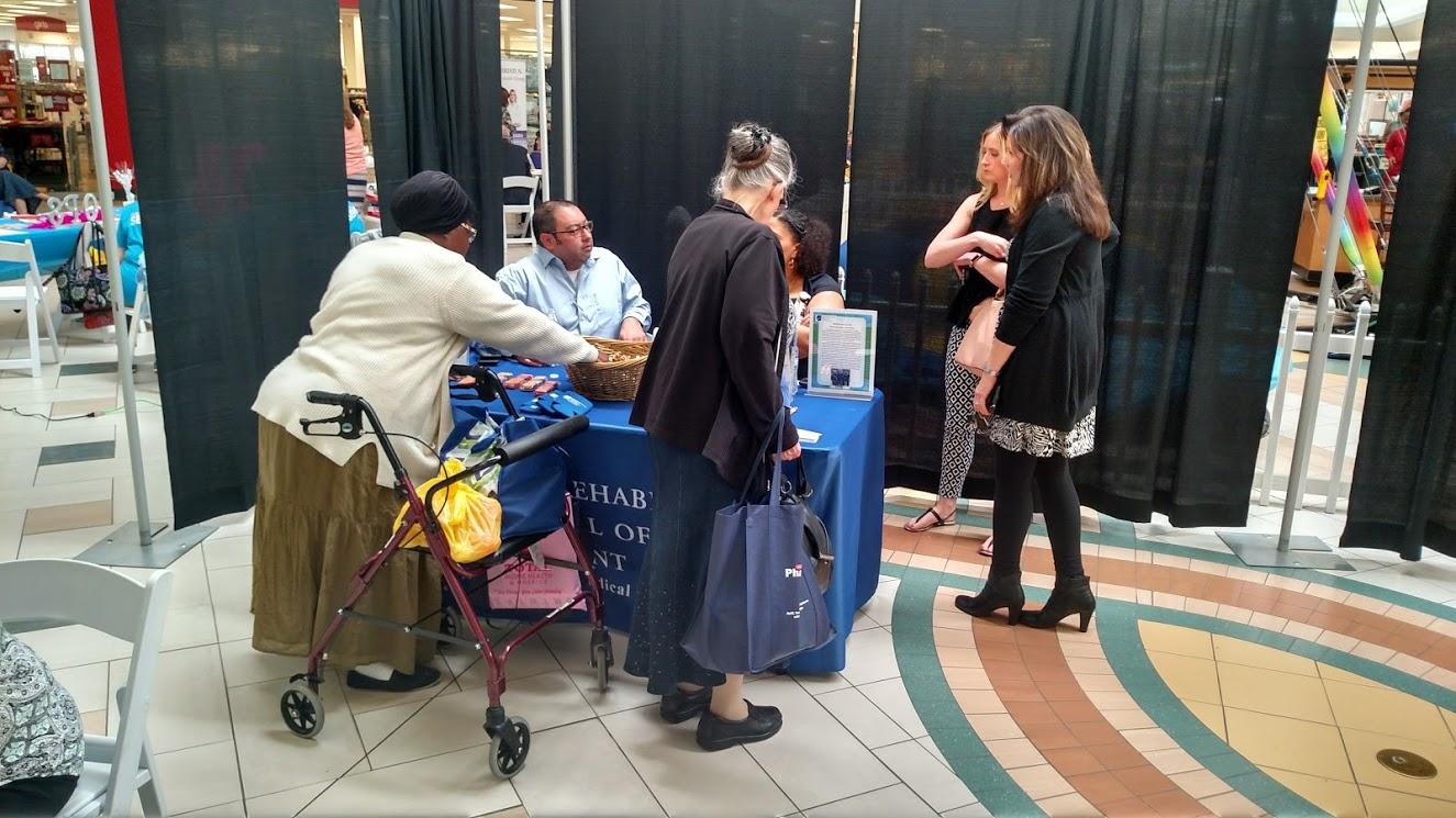 The Port Arthur Senior Expo Combines Health Fair & Senior Fun Day 3/28/18