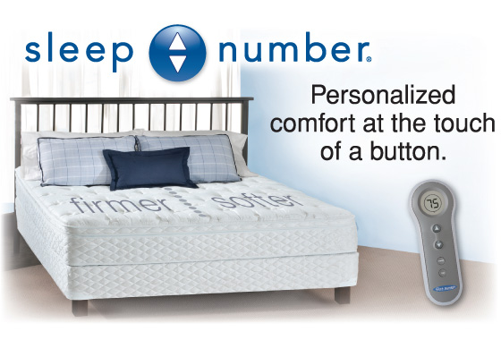 Sleep Number Bed SETX