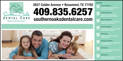 Southern Oaks Dental Featured at the 2016 Southeast Texas Senior Expo in Lumberton