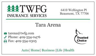 Tara Arena TWFG Insurance Beaumont, Tara Arena TWFG Insurance Golden Triangle, Winstorm insurance Lumberton Tx, Windstorm insurance Southeast Texas, windstorm insurance Beaumont TX