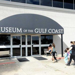 Museum of the Gulf Coast Port Arthur senior tours