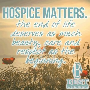 Best Hospice Care Beaumont TX
