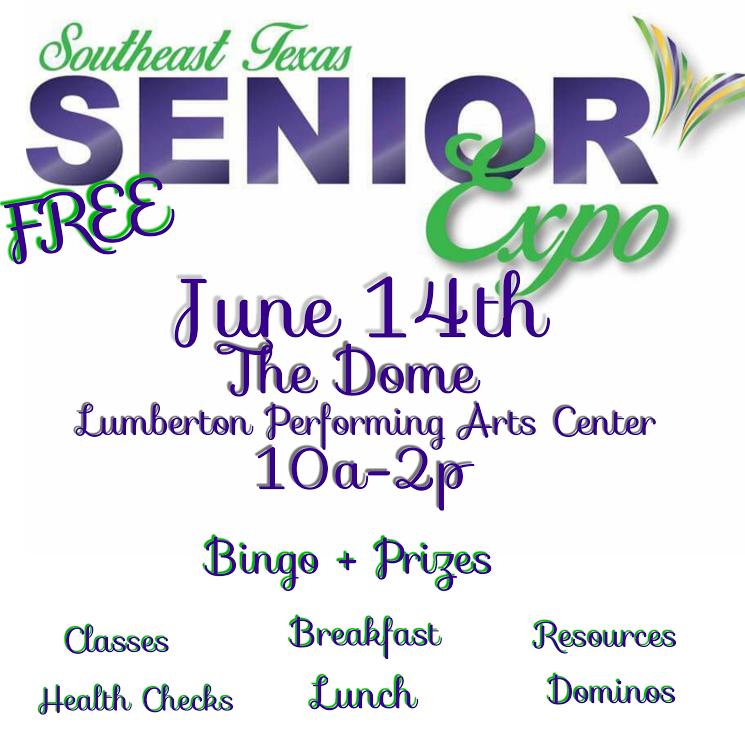 2017 Lumberton Senior Expo, senior expo Beaumont TX, health fair Lumberton TX, healfh fair Beaumont TX, health fair Port Arthur