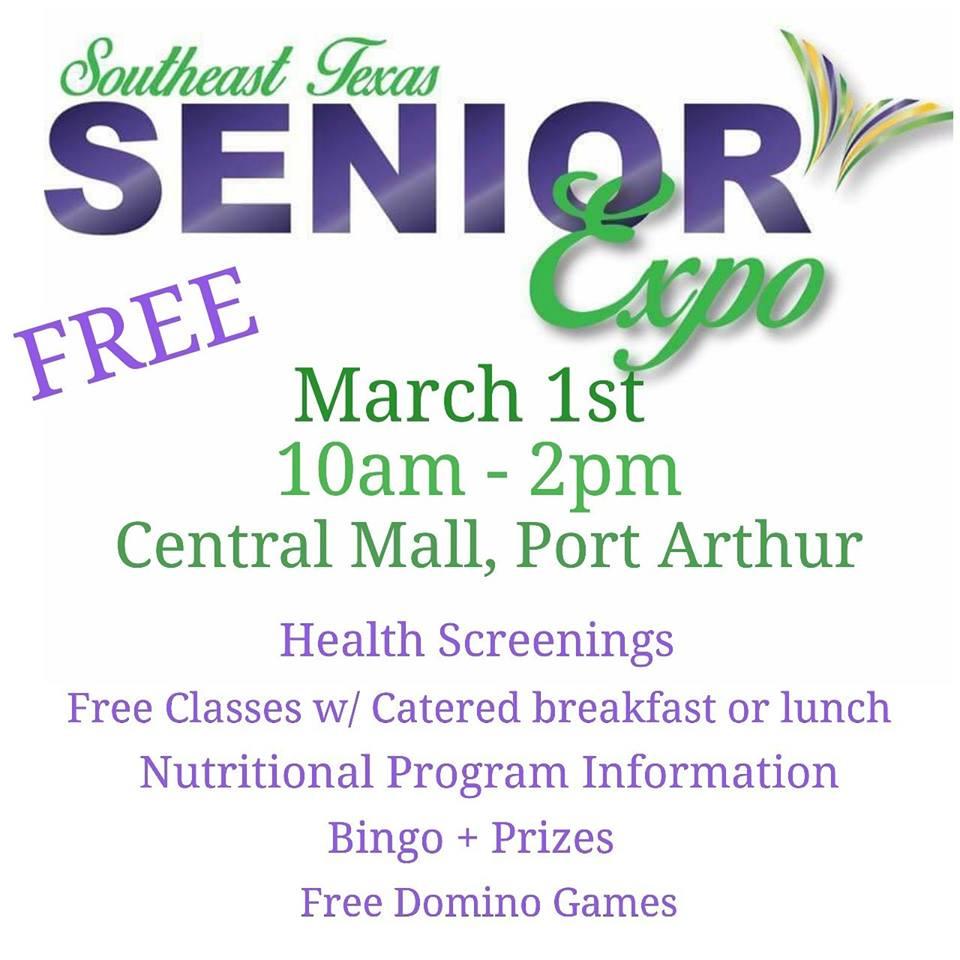 senior expo Beaumont TX, senior expo Lumberton TX, Senior Expo Port Arthur, Senior Expo Mid County, health fair Beaumont TX, health fair Port Arthur, health fair Golden Triangle, health fairs in Lumberton TX