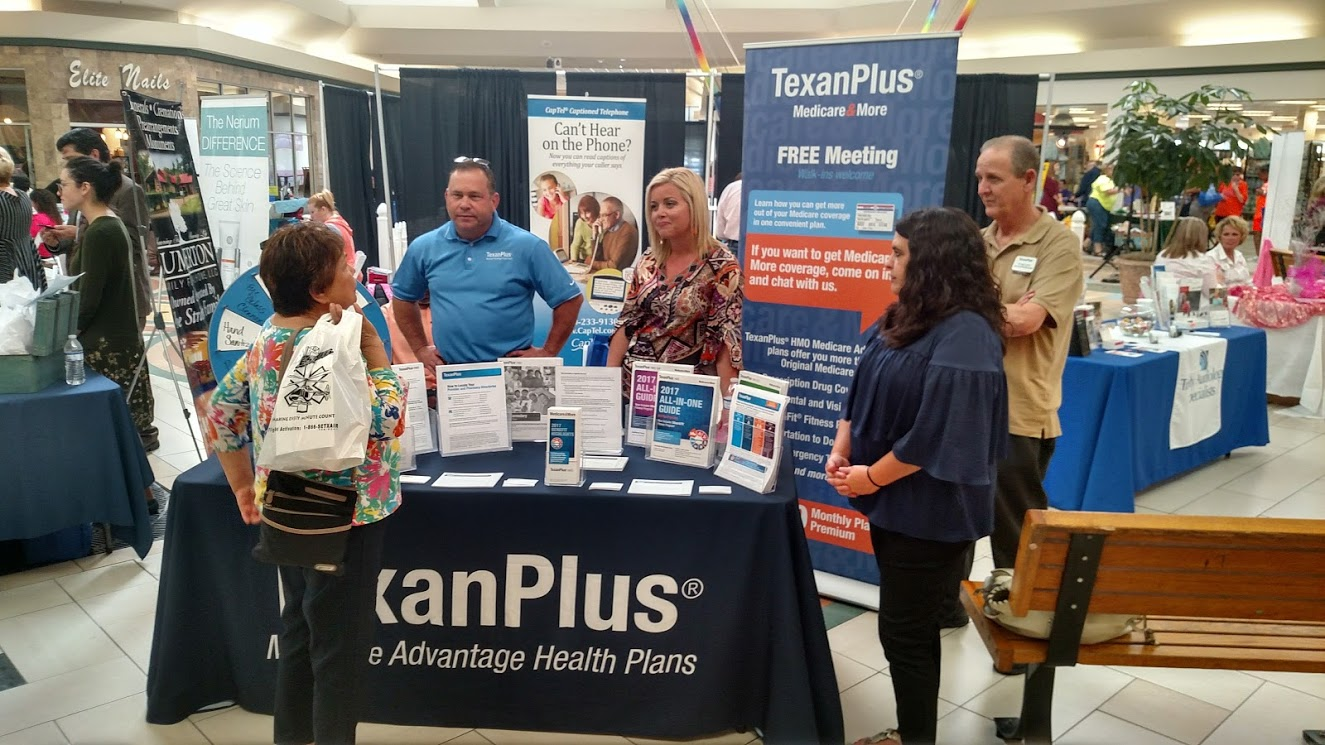 Lumberton Health Fair Vendor Spotlight: SETX Texan Plus Medicare Advantage Plans