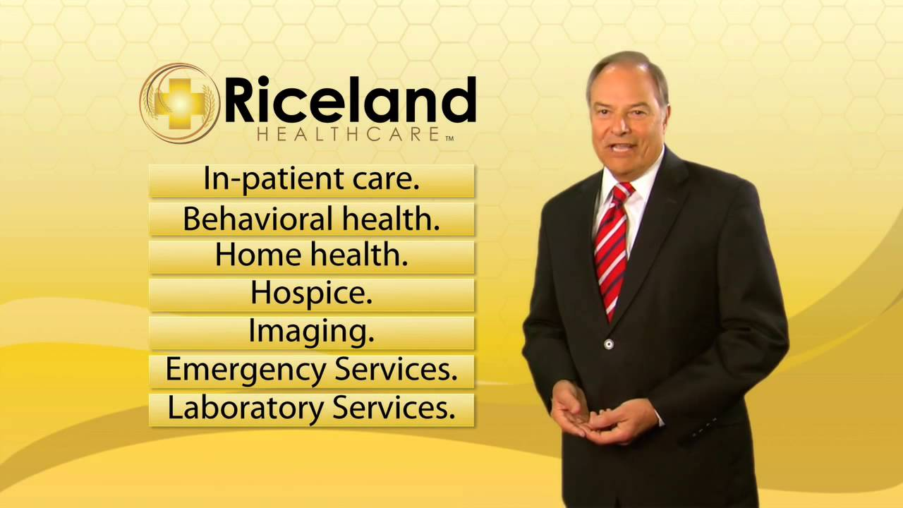 Lumberton Senior Expo Vendor Spotlight – Riceland Healthcare