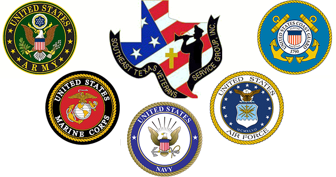 The Southeast Texas Veterans Service Group will be at the Port Arthur Senior Expo