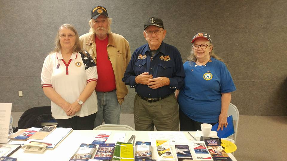 American Legion post 78, American Legion Jasper TX, American Legion East Texas, Jasper Senior Expo, Jasper veterans, Jasper veteran events
