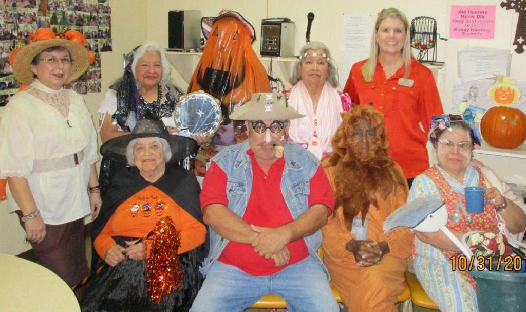 Halloween East Texas, Halloween for seniors Beaumont, senior events Golden Triangle, senior activities Lumberton Silsbee,