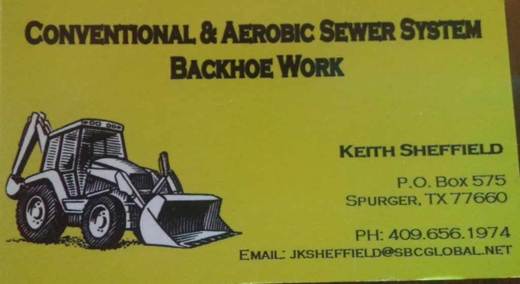 aerobic system Southeast Texas, sewer systems SETX, East Texas septic design, aerobic system testing East Texas,